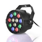 Par-LED-12x1W-RGBW